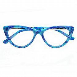 Optical Fashion 5263-05 Azul-Dourado