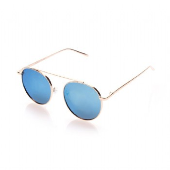 Sheridan Avenue – Polarized na cor Gold/Ice Blue Mirror